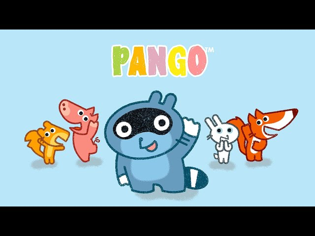 Pango Livre Interactif Pour Enfant Sur Iphone Ipad Et Android