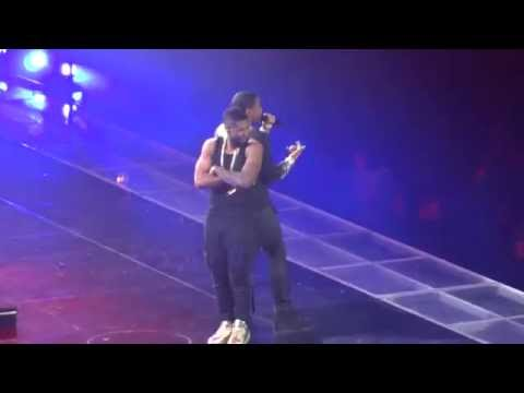 Usher & Trey Songz - I Invented Sex - United Center (Chicago)