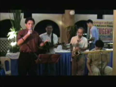 GM EUGENE TORRE with the CHESSMEN BAND 2008