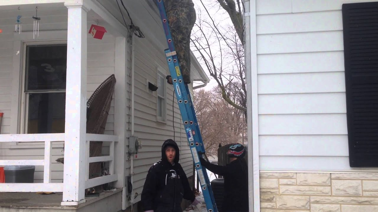 Extreme Gutter Cleaning