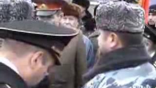 Владивосток - Генералы против ОМОНа