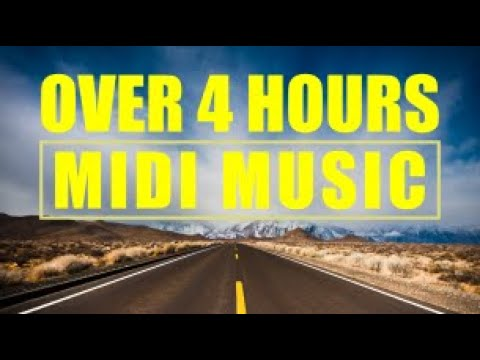 ▶ Over 4 Hours of MIDI Music: Roland Sound Canvas Roland SC55 ★77