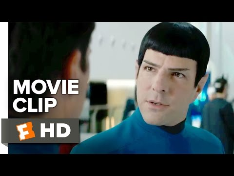 Star Trek Beyond Movie   It's Me, Not You 2016  Zachary Quinto Movie