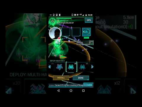 My Ingress Stream AfterWork - unusual burst of aggression and energy