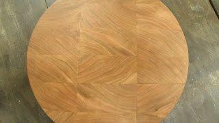 Woodworking - Cherry Endgrain Cutting Board
