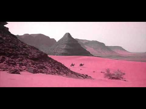 LAWRENCE OF ARABIA music by Manuel Göttsching from the private tapes
