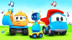 Sing mit Leo dem Lastwagen - Das Suppenlied - Kinderlied zum Mitsingen