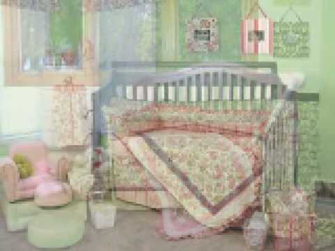 Modern Baby Bedding Collection