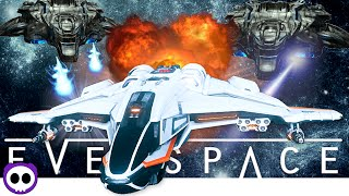 EPIC ROGUELIKE SPACE SHOOTER! ✪ Everspace Gameplay | Scythe Plays