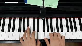 Hướng dẫn ENDLESS LOVE, Piano Easy