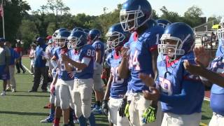American Girls Join Boys Football Team
