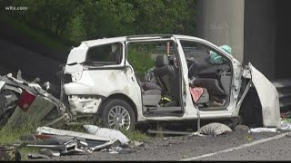 Accident claims three lives on I-26