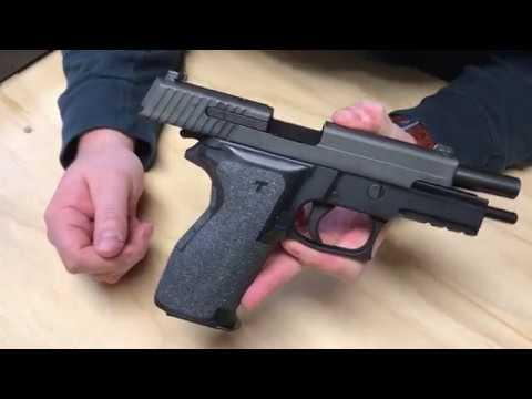 Overview Sig Sauer P226 E2/Ergo | TALON Grips
