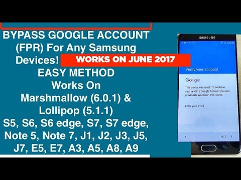 [EASY STEPS] Remove / Bypass Google Account FRP For Samsung Galaxy Device (SideSync Method)