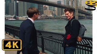 Питер Паркер впервые Встречается с Гарри Озборном за 8 лет | Новый Человек-паук: 2 (2014) | HD