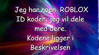 ROBLOX Radio ID koder