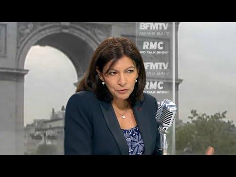 Anne Hidalgo confirme que les véhicules diesel seront interdits à Paris en 2020