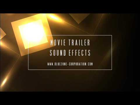 Movie Trailer Sound Effects - WAV Cinematic Sample Pack for Download