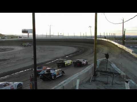 Rattlesnake Raceway 4/29/17 Mod Mini Heat 1