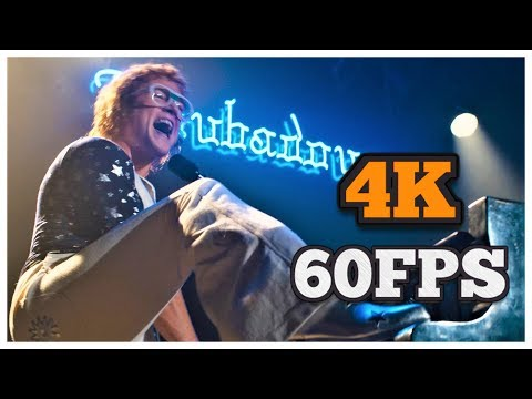 [4K/60FPS] Rocketman | Official Trailer #2 | 2019
