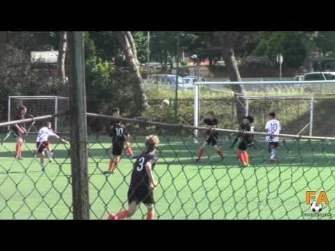 GIOV. PROV. Fb - Finale: Circolo Canottieri Roma - Orange Futbolclub 2-0