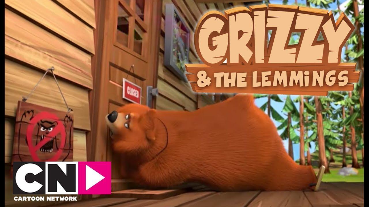 Download Ayılar Giremez   Grizzy ve Lemmingler   Boomerang Kuşağı