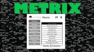 Roblox Script Review: Metrix Gui
