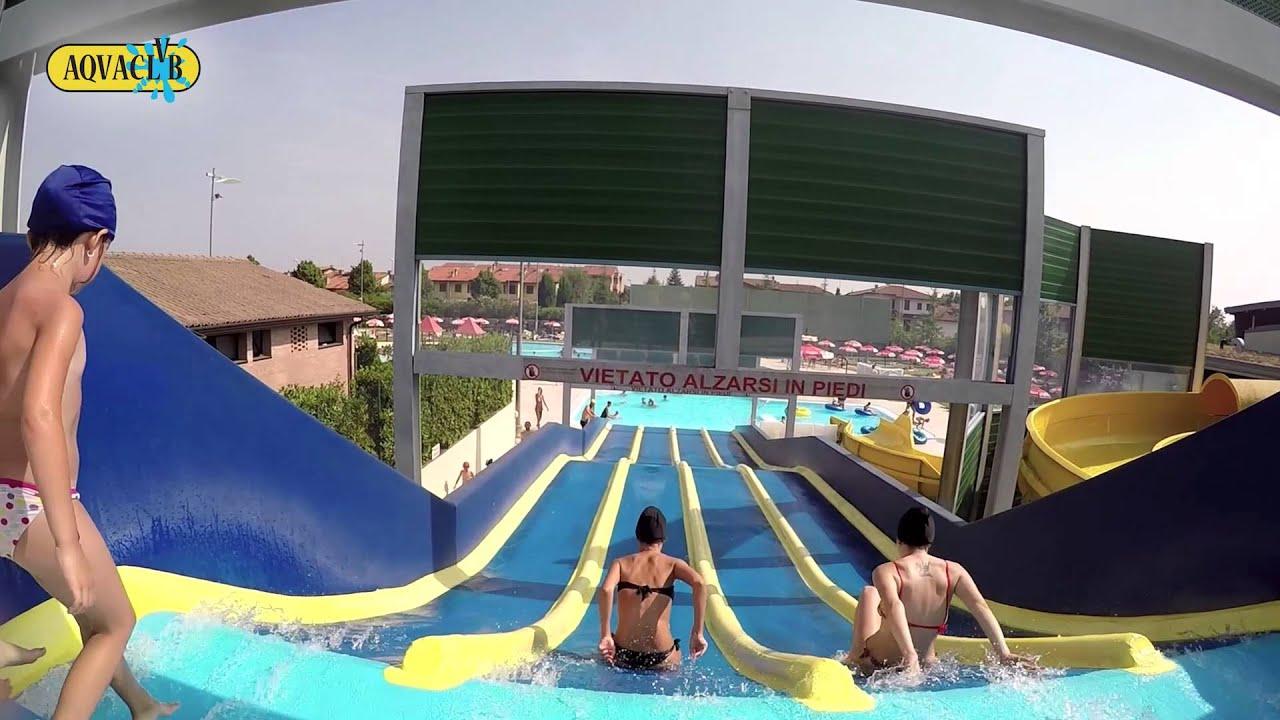 Parco Acquatico Aquaclub a Grumello del Monte  YouTube
