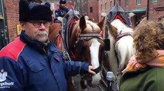 Koff hevoset ja Markku Nyman