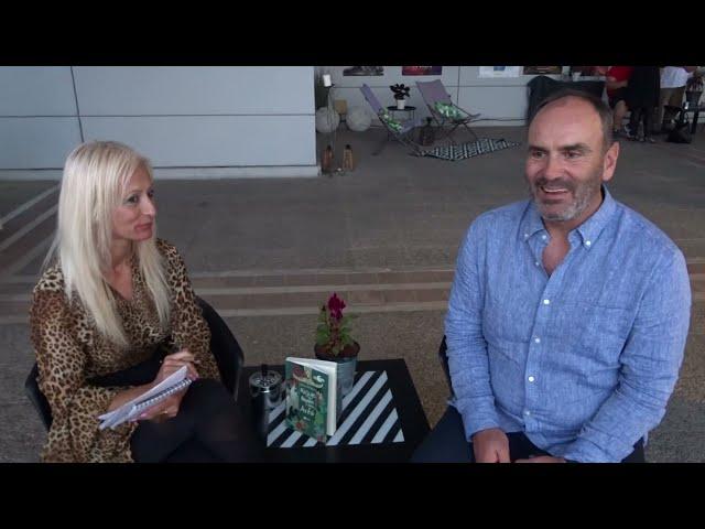 Γιώργος Χατζόπουλος - «Μάζεψε το θάρρος σου, Ανδώ» - Συνέντευξη - StellasView.gr