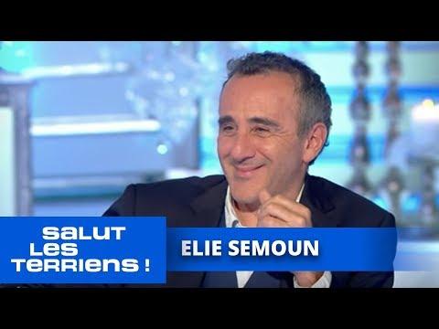 Elie Semoun « J'ai envie de faire un troisième album » - Salut les Terriens