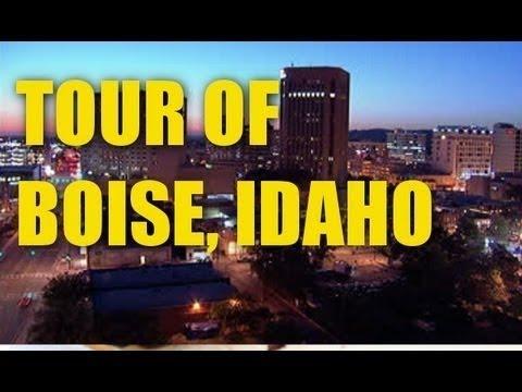 Boise Idaho Video Tour 2013