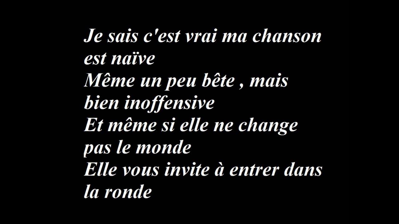 Toi + Moi Grégoire Paroles