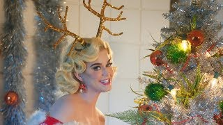 Katy Perry Debuts New 'Cozy Little Christmas' Music Video!