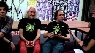Entrevista: Daevid Allen do Gong