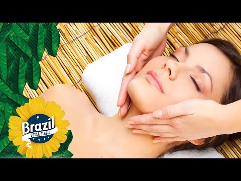 ☯ Deep Sleep Background Bossa Nova  -  for massage Stress relieve Zen & Spa