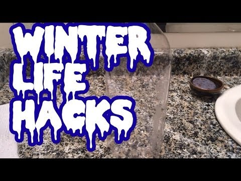 Energy saving tips / Simple Winter life hacks anyone can do to keep Warm and Save money.