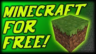 MINECRAFT PC for Free updated 100% working