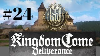 Kingdom Come Deliverance #24 Próba sabotażu