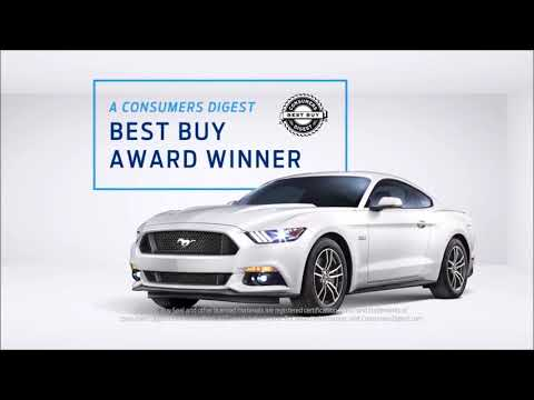 2017 Ford Mustang Forest Grove, OR | Best Ford Dealer Forest Grove, OR