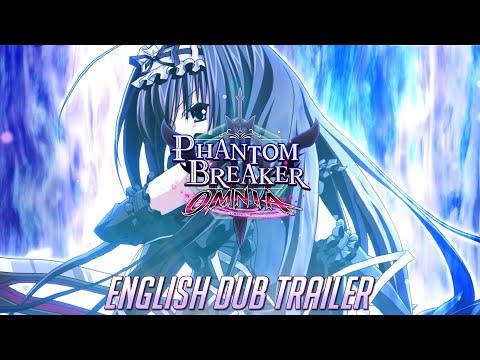 Phantom Breaker: Omnia Announcement | English Dub Trailer