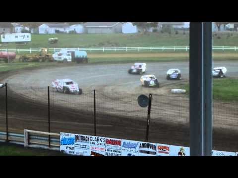 Jackson County Speedway modified feat. 10-20-13