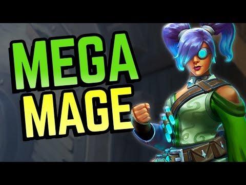 Mega MAGE Gameplay! | Realm Royale