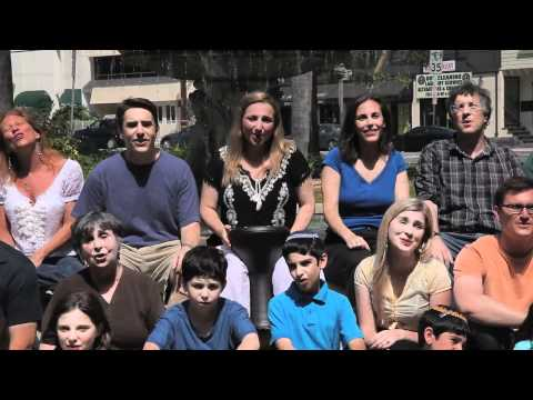 Cantor Magda Fishman & Temple Beth Am LA - A Prayer For Peace - Oseh Shalom