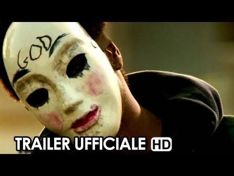 Anarchia - La notte del giudizio Trailer Ufficiale Italiano (2014) - Frank Grillo Movie HD