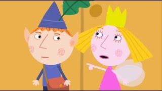 ben and holly s little kingdom elf joke day episode 16 season 1