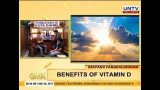 Vitamin D: Health benefits and facts | Usapang Pangkalusugan