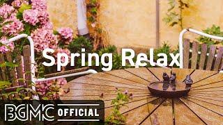 Download Mp3 Spring Relax Beautiful March Jazz Good Mood Jazz Cafe Bossa Nova Music