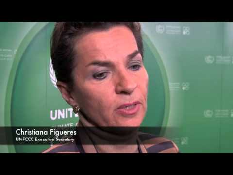 COP19: Christiana Figueres on climate & coal summit