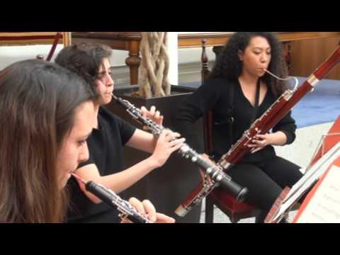 Concierto de la Escuela-Conservatorio de Leganés en el Día Internacional de la Mujer